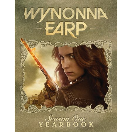 Wynonna Earp Yearbook  Season 1
