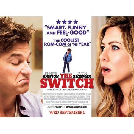 The Switch POSTER Movie UK A Mini - Anti Halloween Posters Uk