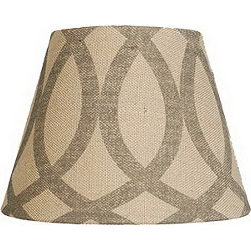 Better Homes and Gardens Burlap OG Accent Shade