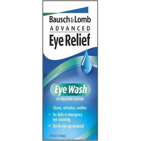 Bausch & Lomb Eye Wash, 4-Ounce Bottle Bausch And Lomb Eye Wash
