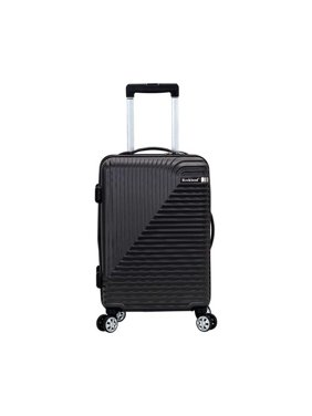 "Rockland Star Trail 20"" Hardside Carry On Luggage  20"" x 13"" x 10"""