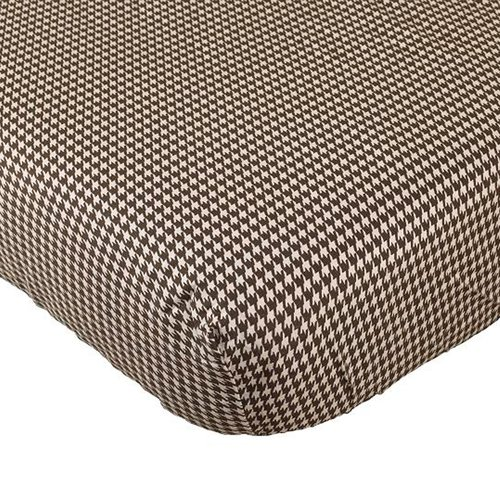 Jayden Fitted Crib Sheet by Cotton Tale Designs