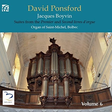 French Organ Music from the Golden Age 6 (CD)