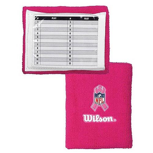 """Wilson 5"""" Wristcoach with NFL BCA Logo"""