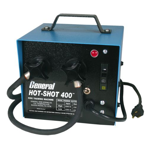General Pipe Cleaners HS400 Hot-Shot™ 300/400 Amp Pipe Th...