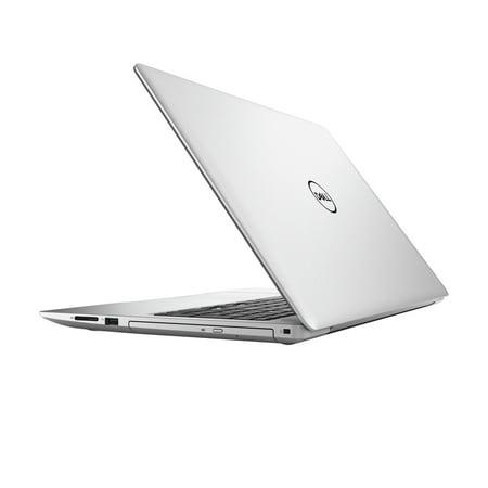 "Dell (5570) Inspiron 5570 Intel Core i7-8550U X4 1.8GHz 8GB 256GB SSD 15.6"", Silver (Certified Refurbished)"