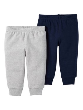 Product Image Child Of Mine By Carters Newborn Baby Boy 2 Pack Pant