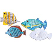 Roylco Pre-Cut Flying Fish, Pack of 24