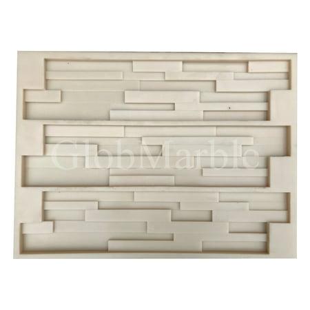 Concrete Mold Concrete Wall Stone Mold VS 402/2  Concrete Veneer Mold,  Casting