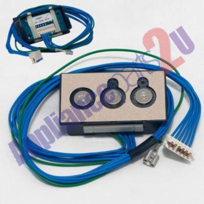 528607P DRAWER BADGE (BB3) (Fisher And Paykel Drawer Dishwasher Not Draining)
