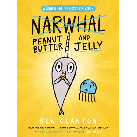 Peanut Butter and Jelly (A Narwhal and Jelly Book #3) - eBook](How Many Jellybeans Are In A Bag)