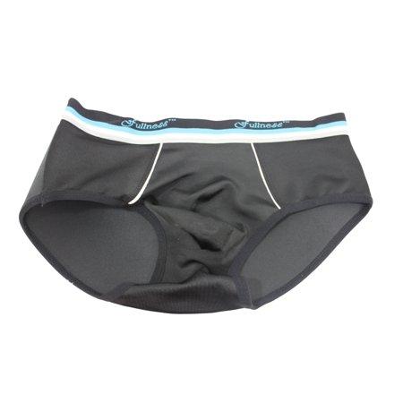 Fullness Men's Padded Brief Butt Booster Enhancer ()