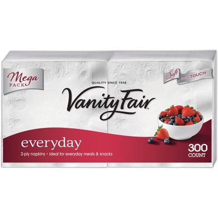 Vanity Fair Everyday Napkin 300 Count