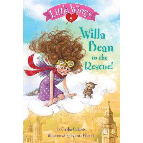 Willa Bean to the Rescue!
