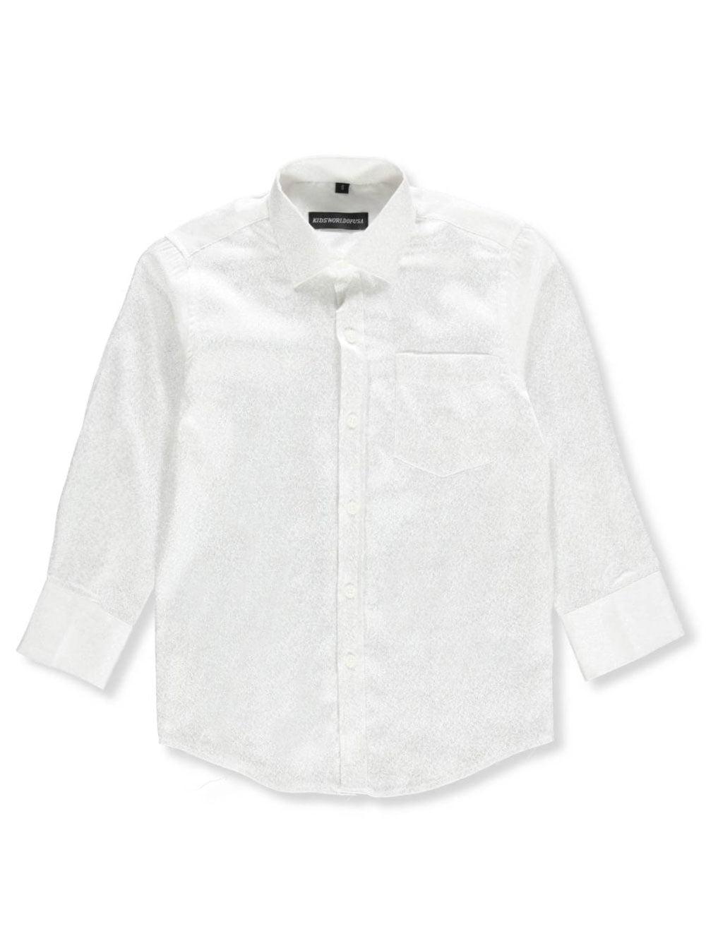 Kids World Boys Dress Shirt