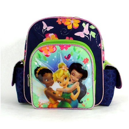 Baby 10 Tinkerbell Blue Backpack (Toddler Tinkerbell)