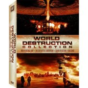 World Destruction Box Set (Independence Day   Chain Reaction   The Day After Tomorrow   Volcano) by