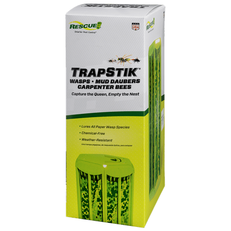 Rescue TrapStik for Wasps Insect Control, 1 unit