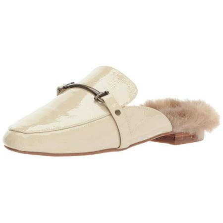 Franco Sarto Womens L-Dalton3 Fabric Closed Toe Casual Slide