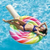 "Intex Inflatable Lollipop Pool Float, 82"" x 53"""