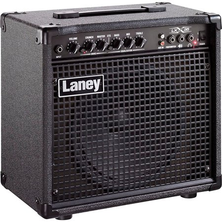 Laney LX35R 35W 1x8 Guitar Combo Amp Black