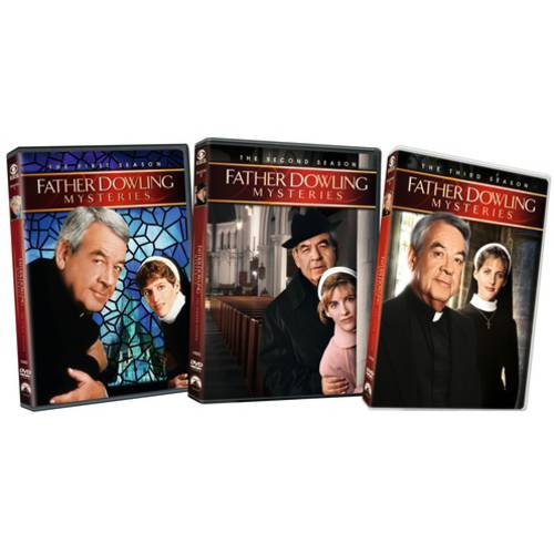 Father Dowling Mysteries: The Complete Series (Full Frame)