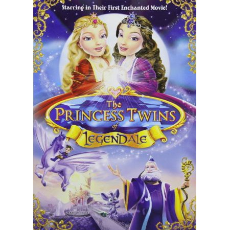 The Princess Twins of Legendale (DVD) - Twins From The Matrix