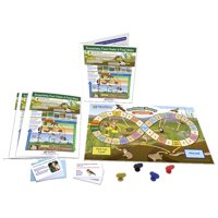 Game Ecosystems Food Chains & Food Learning Center, Grades 6-8