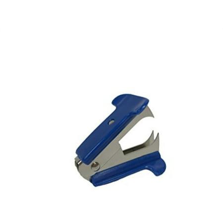 Charles Leonard Inc 80875 Charles Leonard Heavy Duty Staple Remover, Pinch Jaw Style, Blue ()