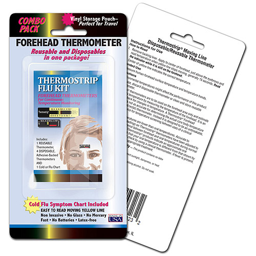 Thermostrip Flu Kit 3pk