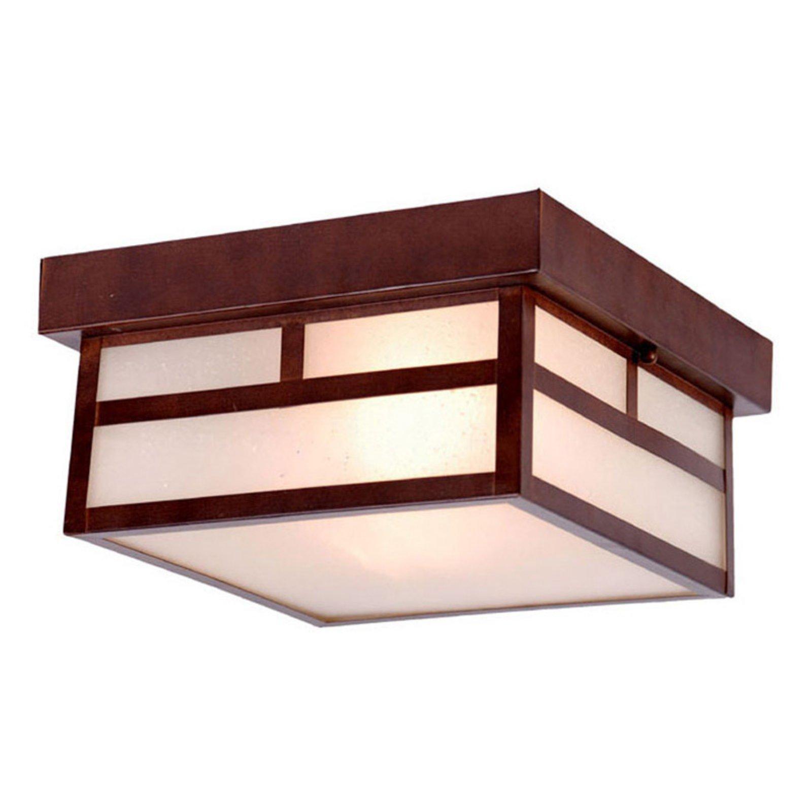 Acclaim Lighting Artisan 2 Light Outdoor Ceiling Mount Light Fixture by Acclaim Lighting
