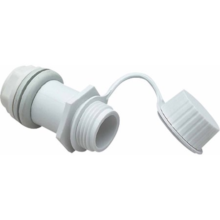 Seachoice Replacment Threaded Drain Plug for Igloo Coolers 72 to 162 qts