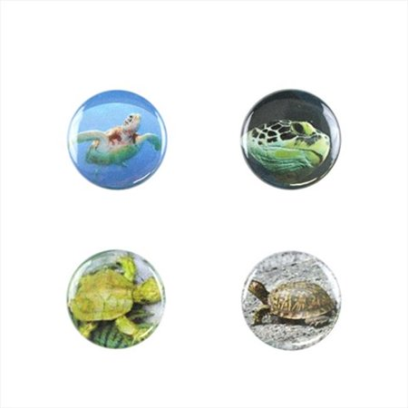 Il Bere C-FTSEA-un vin et boissons charmes Animal Collection - Turtles - image 1 de 1