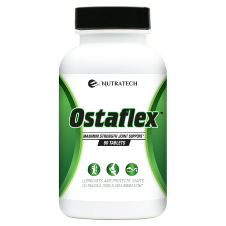 Ostaflex  Get Relief from Joint Aches and Pains with Glucosamine, MSM, & Chondroitin, Best Support For Muscle Pain & Joints, Relieve Joint Discomfort & Restores Optimal Joint
