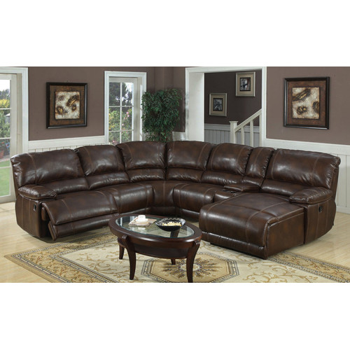 E Motion Furniture Jacob Reversible 6 Piece Chaise Sectional
