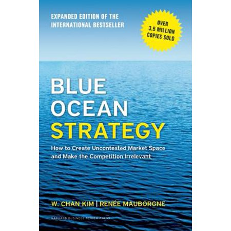 Blue Ocean Strategy, Expanded Edition : How to Create Uncontested Market Space and Make the Competition (Fulcrum Racing 1 Competition Limited Edition Review)