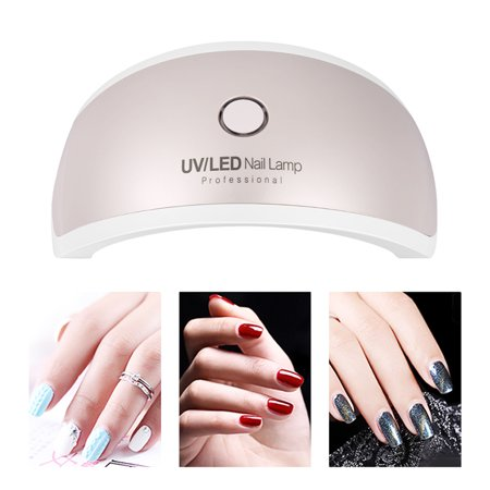 Hurrise Sun9c Uvled Nail Lamp Dryer Machine For Gel Polish Drying Art Manicure