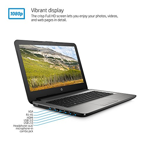 Hp 14 An013nr 14 Inch Notebook Amd E2 4gb Ram 32 Gb Hard Drive