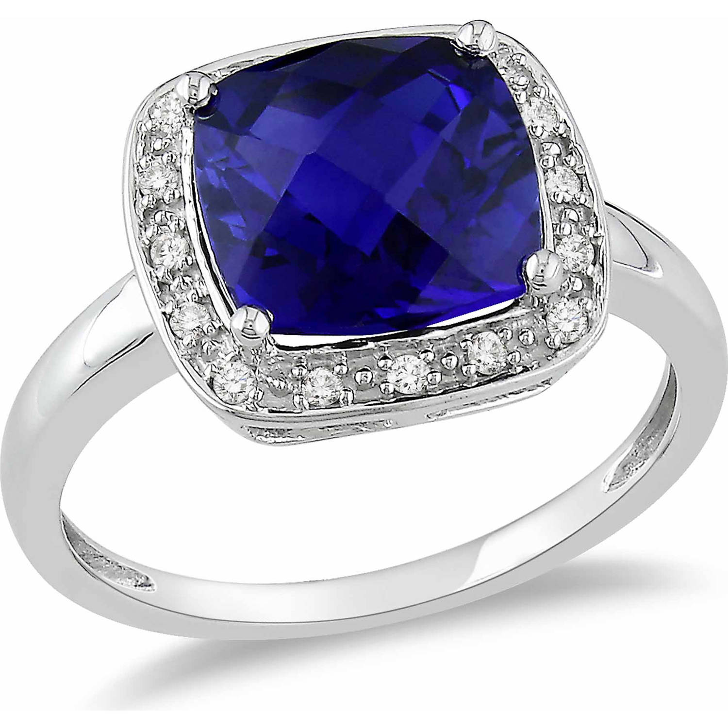 three blue carat diamond beautiful sapphire stone ring platinum