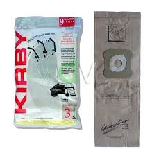 Genuine Kirby Generation 3 Vacuum Cleaner Bags 9 pk. (Will also fit all Kirby Generation models)