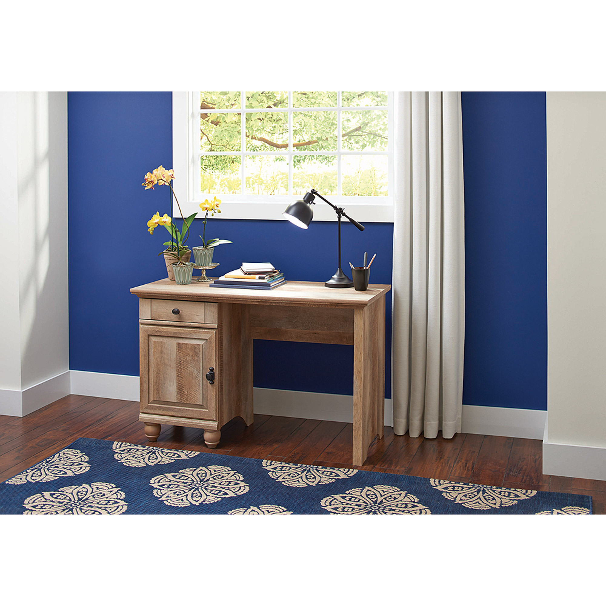Better Homes And Gardens Crossmill Desk, Multiple Finishes   Walmart.com