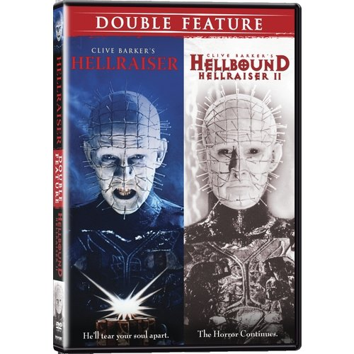 Horror Double Feature: Hellraiser / Hellbound: Hellraiser 2 (Widescreen)