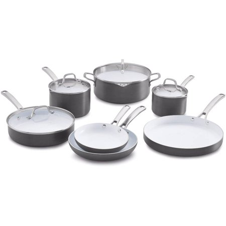 Calphalon Kitchen Essentials Ceramic Nonstick Reviews