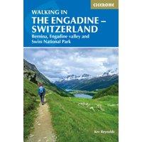 International: Walking in the Engadine - Switzerland : Bernina, Engadine Valley and Swiss National Park (Series #0) (Edition 3) (Paperback)