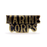 Wholesale Lot of 12 USMC Marines Corps Lapel Hat Pin Military PPM024