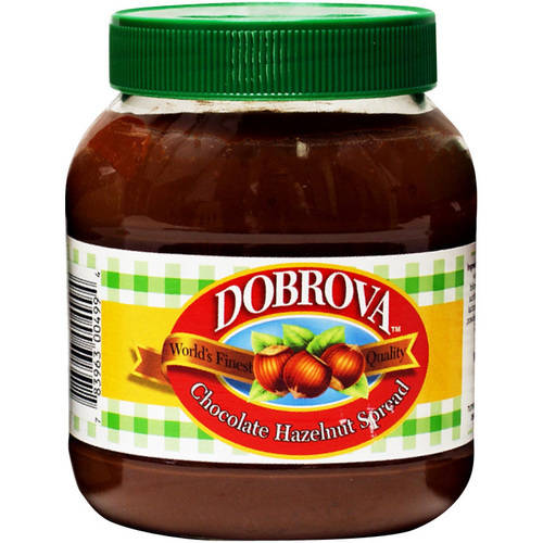 Belgian Famous Chocolate Hazelnut Spread - 26 oz
