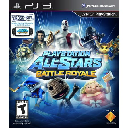 Playstation All-Stars Battle Royale, Sony, PlayStation 3,