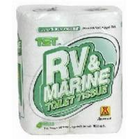 280 Sheets 1 Ply TST RV/ Marine Toilet Tissue 2PK