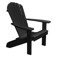 Radionic Hi Tech Bristol Recycled Plastic Adirondack Fanback Patio Chair by Radionic Hi Tech Inc