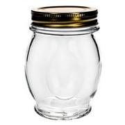 Global Amici Prm 7AB153 13.75 Oz Canning Jar Pack Of 6